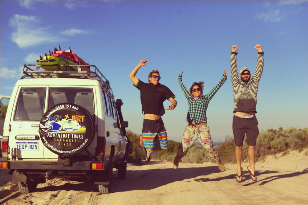 Margaret River Private Adventure Tour