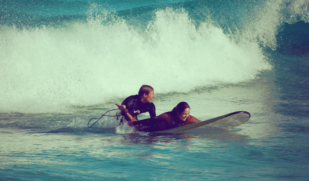 Learn Surfing in Margaret River